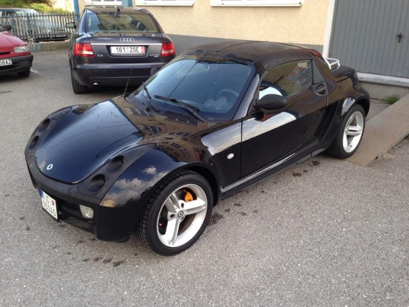 650b119d2 SMART ROADSTER Turbo HardTop - Mercedes Považská Bystrica - Na Predaj .EU